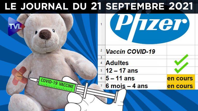 Vaccins Covid : C'est parti pour les petits !