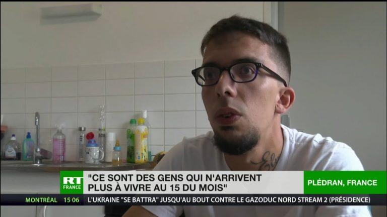 Bretagne : l'engagement sans faille du Gilet jaune Tristan Lozach
