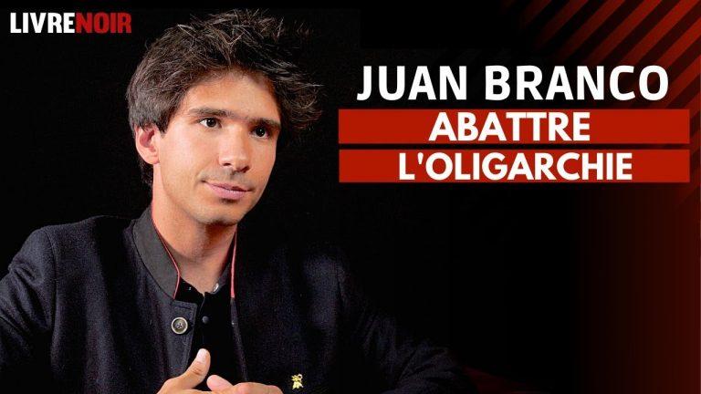Juan Branco : abattre l'oligarchie. Entretien