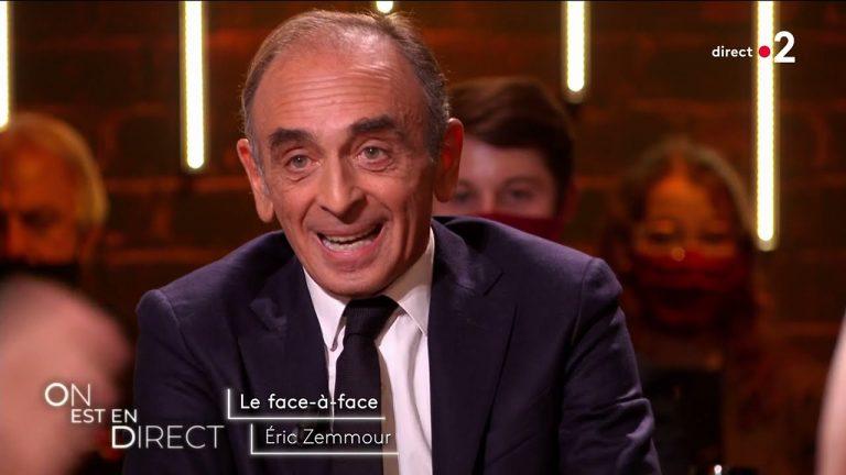 Eric Zemmour : « 70% des Français pensent comme moi : Nous ne sommes plus chez nous aujourd'hui »