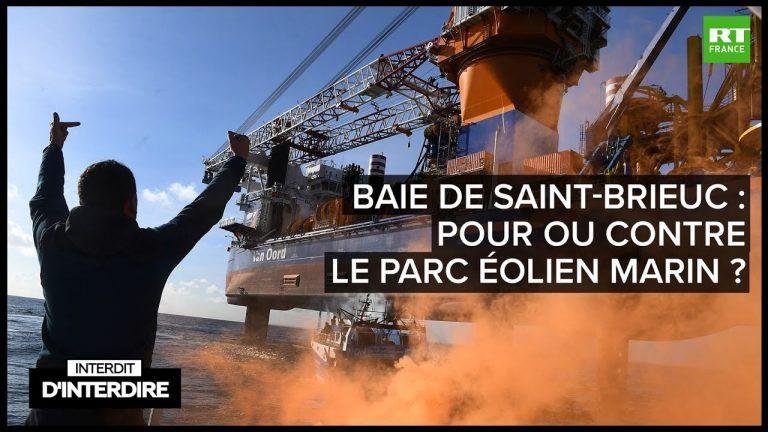 Baie de Saint-Brieuc : pour ou contre le parc éolien marin ?