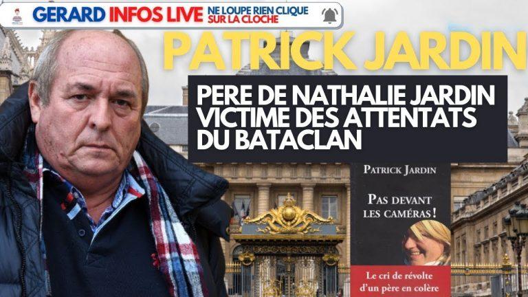 Patrick Jardin : « On n'a tiré aucune conclusion des attentats de Charlie puis du Bataclan »