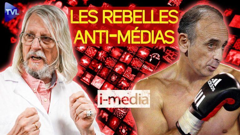 I-Média n°362. Raoult et Zemmour, les rebelles anti-médias