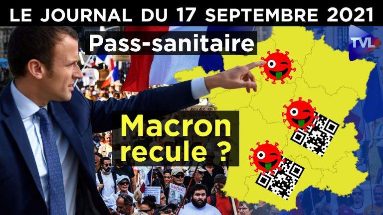 Pass-sanitaire : Macron prêt à reculer ?