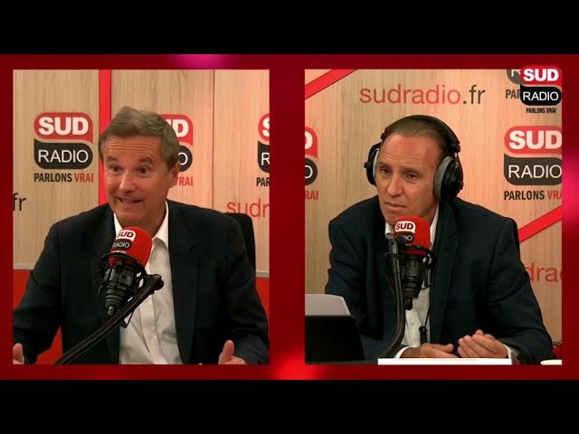 Nicolas Dupont-Aignan : « Arrêtons la folie vaccinale des plus jeunes ! »