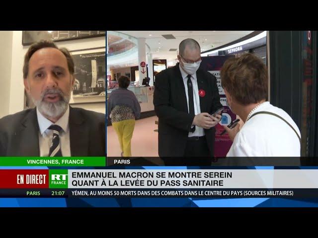 Vers un allègement du pass sanitaire ? « Il est temps de passer à autre chose », juge Alexis Poulin