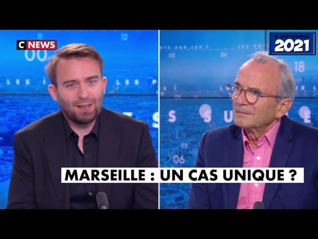 Laurent Obertone : « Le principal problème de Marseille, c'est la population qui y vit. Cette immigration est un désastre. L'État fait survivre la paix sociale à grand coup d'aides publiques »
